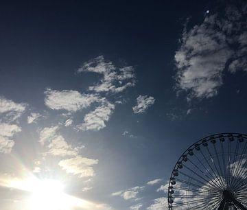 Reuzenrad in de lucht van See Like Me