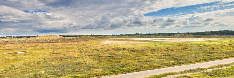 Duinlandschap Noord-Holland van eric van der eijk