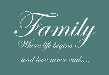 Family - Groen van Sandra H6 Fotografie