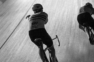De dans van Wiggins en Cavendish