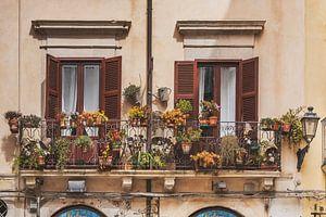 Syrakus, Sizilien, Italien