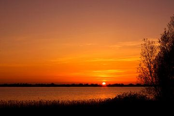 Sonnenuntergang von Bert Meijerink