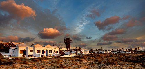 Lanzarote zonsopkomst
