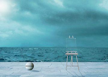 De horizon van Catherine Fortin