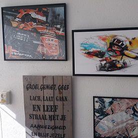 Photo de nos clients: Max Verstappen - Spa Francorchamps sur Martin Melis