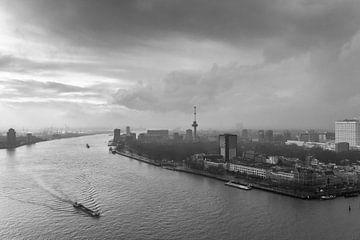 Rotterdam vanaf het WPC