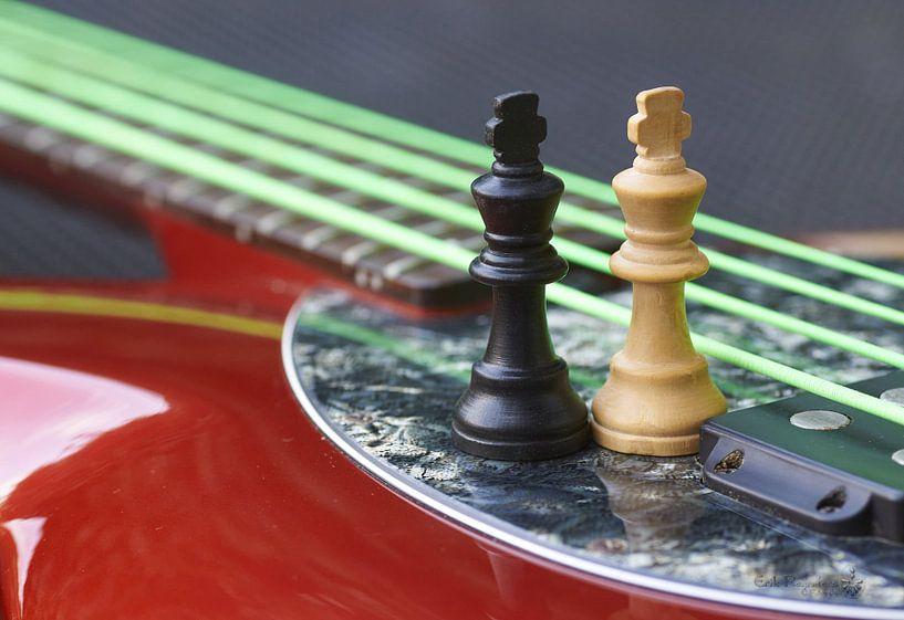 play chess van Erik Reijnders