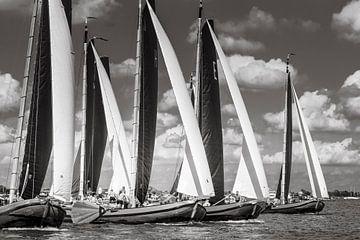 Sechs breit an der Boje von ThomasVaer Tom Coehoorn