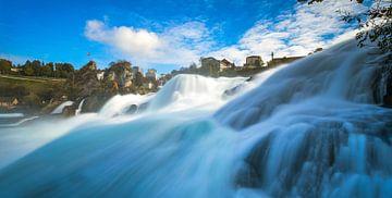 Rheinfall, Schaffhausen, Zwitserland van Henk Meijer Photography