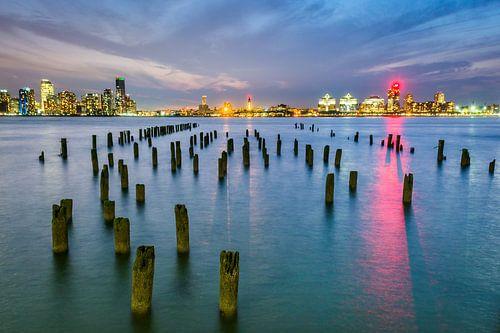 Uitzicht over de Hudson richting New Jersey (2)