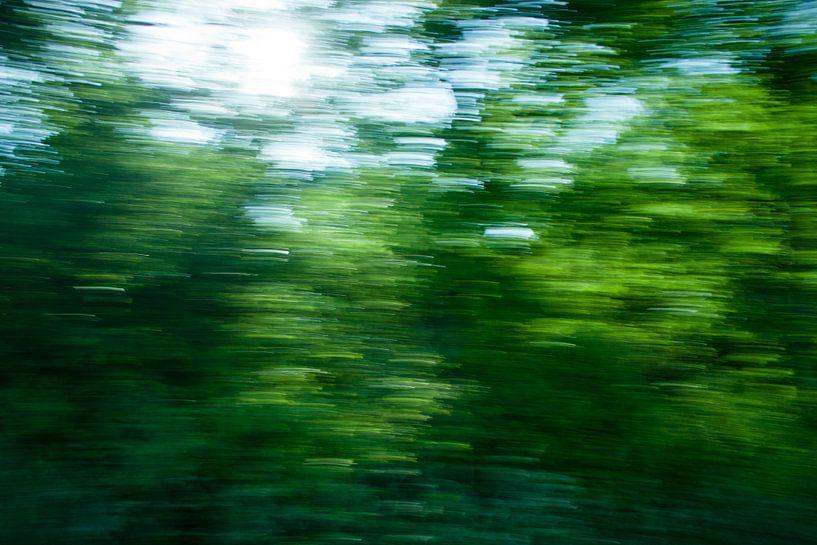 Het schilderachtige, Groningse landschap. von Emma Westers