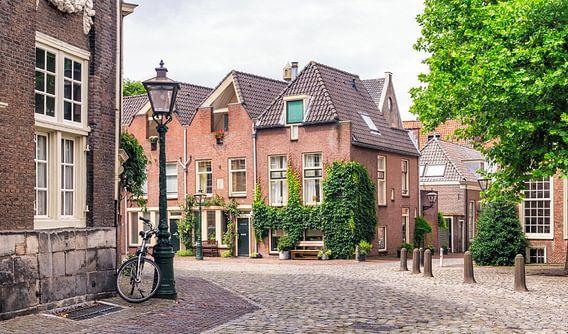 Street view in Utrecht, Netherlands.