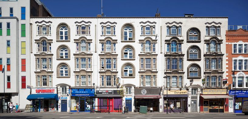 Holloway Road, Londen van David Bleeker