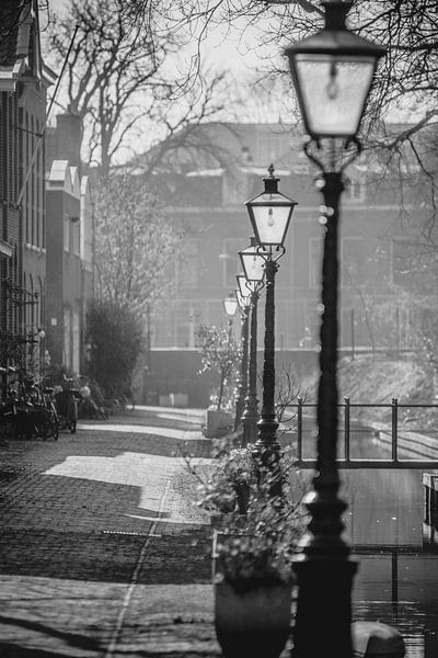 Lantaarns, Leiden van Jordy Kortekaas