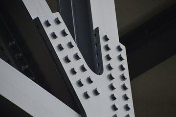 Constructie gebouw van Marieke van der Hoek-Vijfvinkel