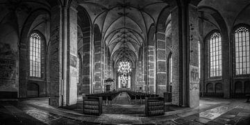 Lebuïnus kerk (panorama) von Remco Lefers