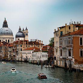 L'atmosphère nostalgique de Venise sur Bianca ter Riet