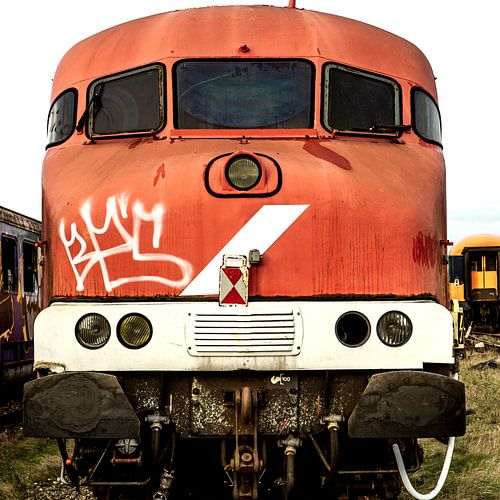 treinstel von Marcel Willems