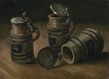 Beer Tankards, Vincent van Gogh sur