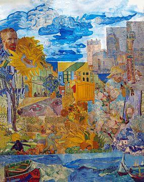 Die Farben von Van Gogh von Ineke de Rijk