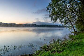Lac de Settons, Bourgondië van Gijs Rijsdijk