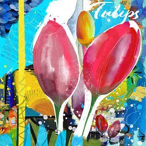 Tulpen von Nicole Habets