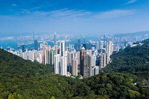 Hongkong, Victoria Peak van