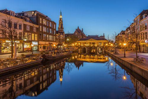 Leiden by Night - Koornbrug - 1 von Tux Photography