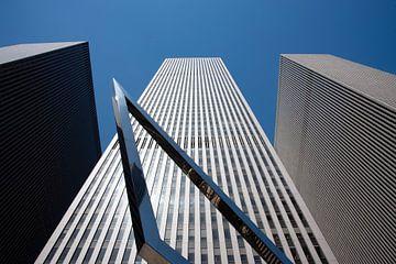NY Skycrapers von Jeanette van Starkenburg