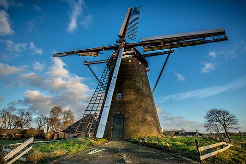 Mill of Braamt (NL) van