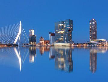 Rotterdam reflections sur Ilya Korzelius