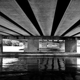 The bridge van Alexander Frencken