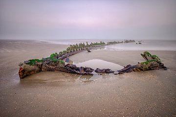 Schiffbrüchig und überflutet von Johan Vanbockryck