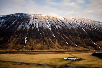 Triptyque : Montagnes islandaises ll sur Jordy Brada