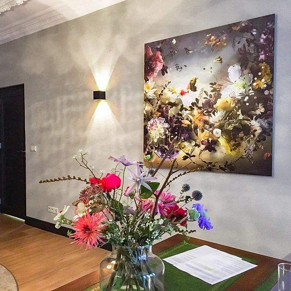Photo de nos clients: Golden Age II sur Jesper Krijgsman, sur aluminium