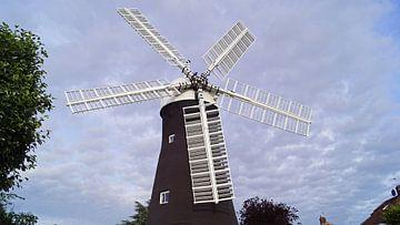 De Holgate Windmolen van Babetts Bildergalerie