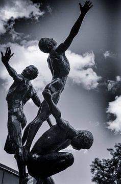 Touch The Sky van Jackie van der Meulen