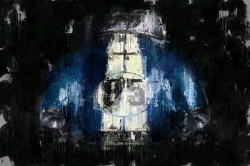 Dark Cobra von Theodor Decker