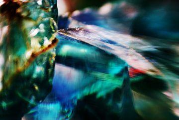 universum van glas - zonsopkomst van het leven van L.P.L. Mazzacani