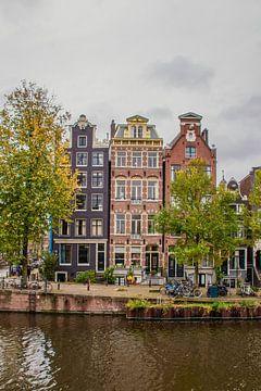 Herenhuizen in Amsterdam van Bianca Kramer