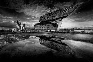 Havenkantoor Antwerpen van Eddy 't Jong