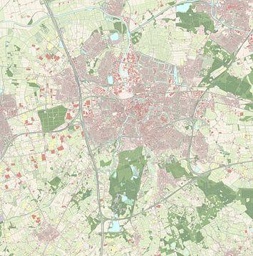 Kaart vanBreda