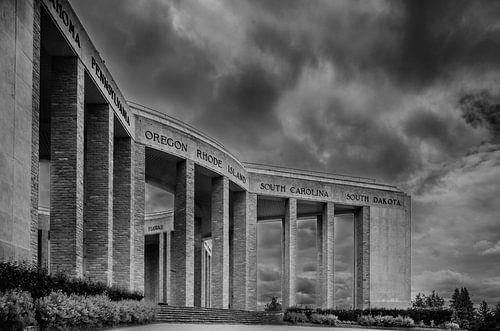 Mardasson Memorial , Belgium