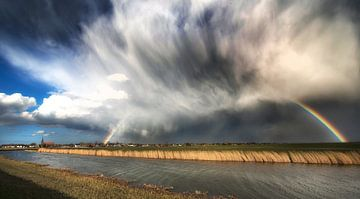 Himmelsexplosion von Marc Hollenberg