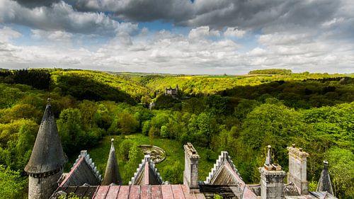Castle view Noisy von Mario Visser