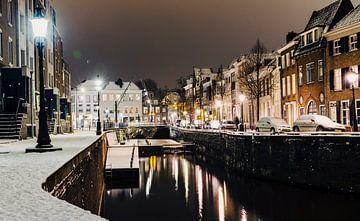 's-Hertogenbosch in de sneeuw von Joep van Dijk