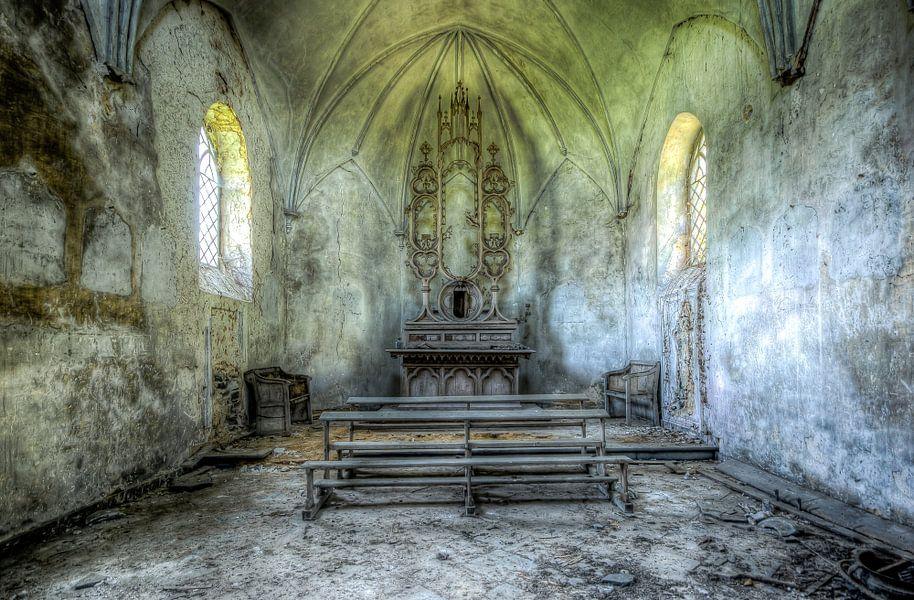Chapelle De Meuse van Etienne Hessels