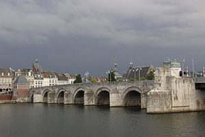 St.Servaasbrug van John Kerkhofs
