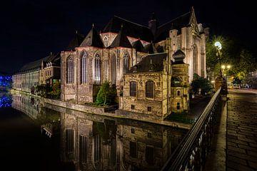 Sint Michielskerk te Gent von Erwin van den Berg