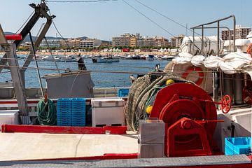 vissersboot van Johan Honders